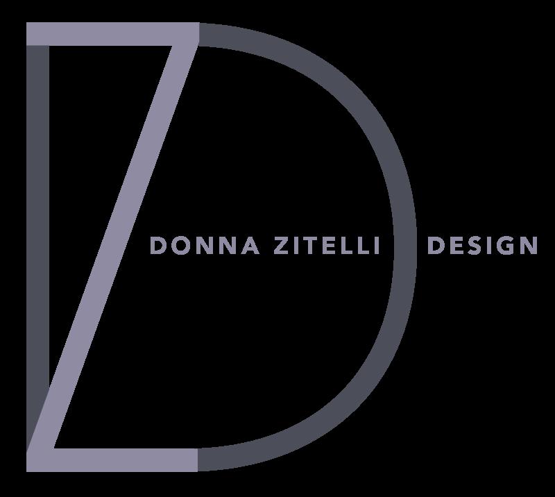 Donna Zitelli Design  Logo